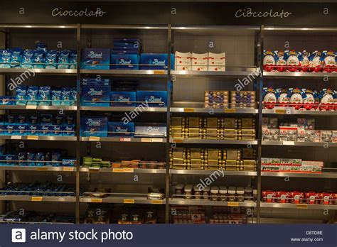 Airport Chocolate Shop High Resolution Stock Photography