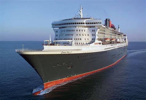 Queen Mary 2 - Itinerary Schedule, Current Position