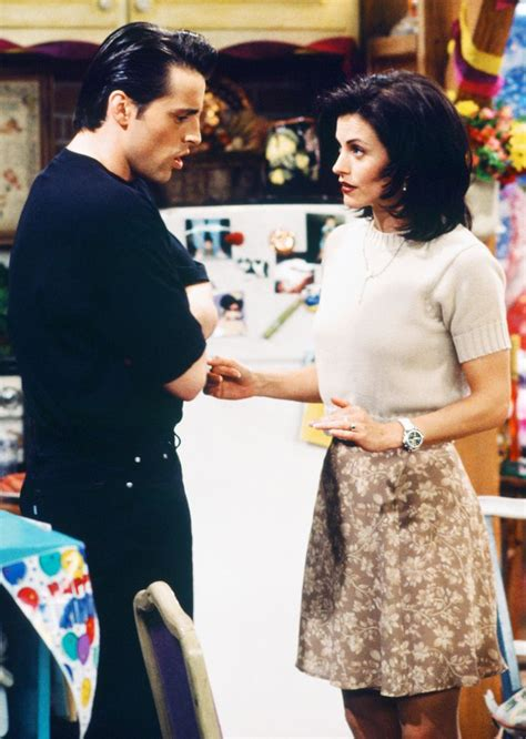 Monica Geller's Wardrobe Was Actually the Coolest Thing