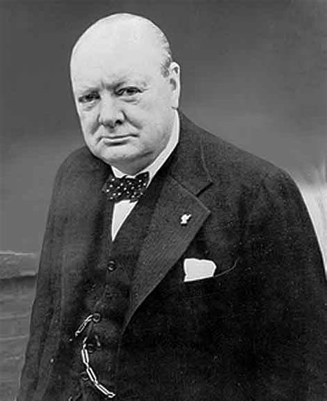Churchill 'The battle of Britain is about to begin