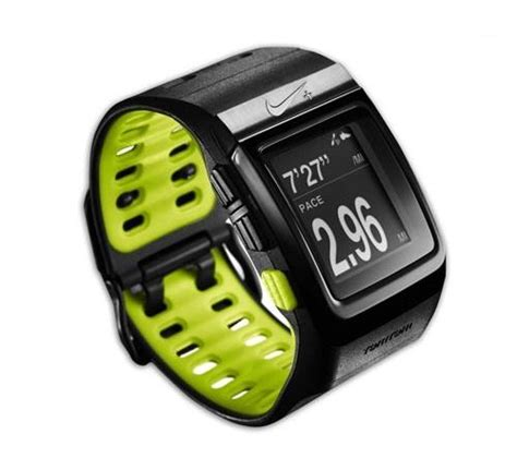 Nike+ SportWatch GPS Powered by TomTom Review & Rating