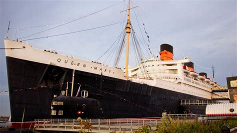 The Queen Mary is deteriorating to the point that it could