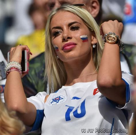 Footamax : Les plus belles Supportrice