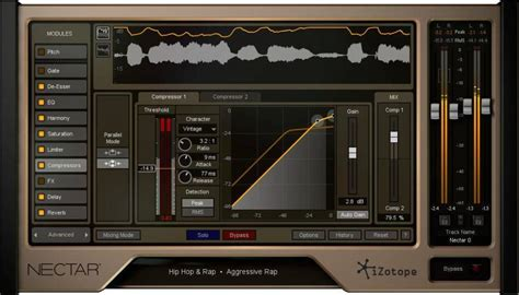 IZotope Nectar 2 Production Suite - Download - Long