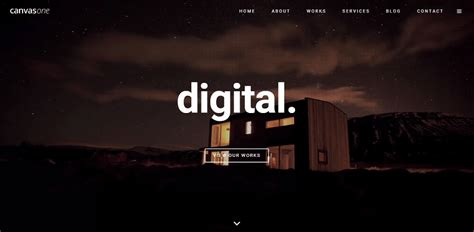 50 Responsive HTML & CSS Web Templates for 2018