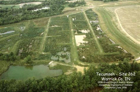 DNR: Tecumseh Abandoned Mine Land Reclamation Project