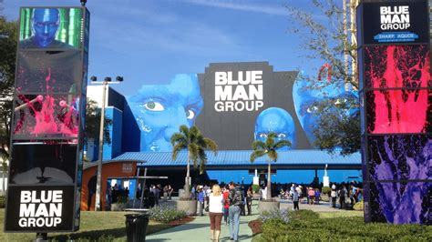 Blue Man Group - Orlando Tickets, Hotels, Packages