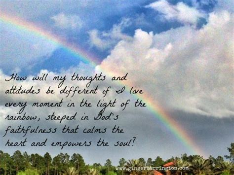 In Rainbow's Light: Live in the Light of God's Presence