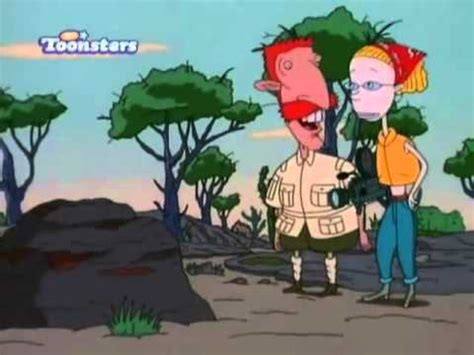 Nigel Thornberry - Discovery of a moving rock - YouTube