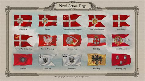 Naval Action - Flags on Steam