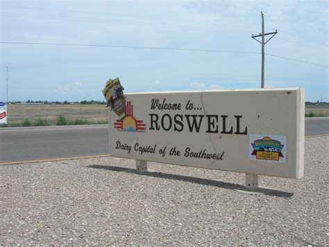Welcome to Roswell, New Mexico | Dairy Capital of the
