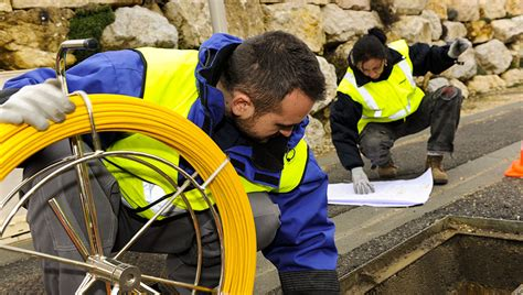 Deployment of optical fibre: What is FTTH?