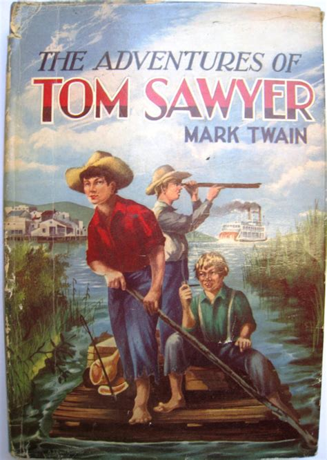 Quotes From Tom Sawyer Book