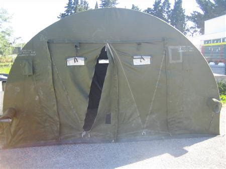 TENTE MILITAIRE IGLOO OCCASION: à 650 € | 30220 : Aigues