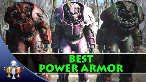 Fallout 4 (X-01) Best & Rarest Power Armor - Location of X
