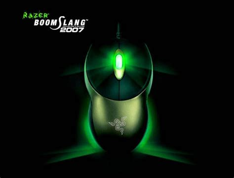 World Debut of the Razer Boomslang Collector's Edition